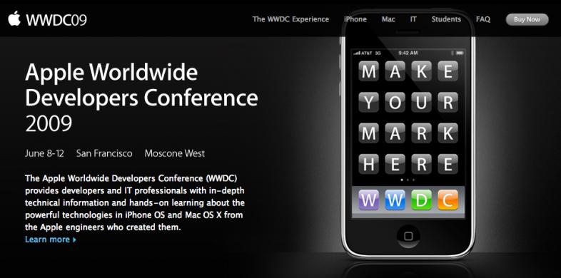 Die Chancen stehen sehr gut, das Apple am 8. Juni die neue iPhone Generation vorstellen wird.