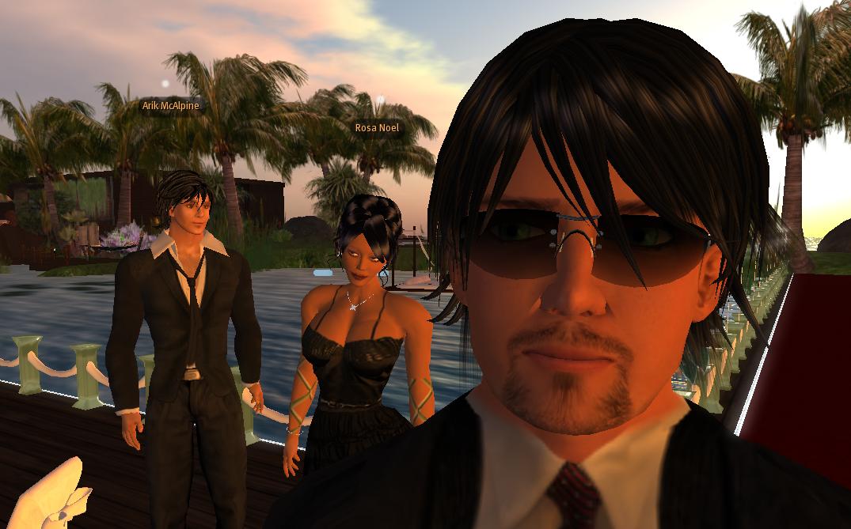 Mancher Gast hatte schon mal mit Sonnenbrille für den emotionalen Moment vorgesorgt