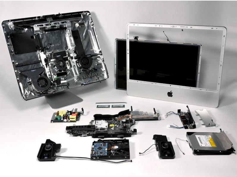 """Der neue iMac 20"""" - so wie viele ihn noch nicht kennen werden."""