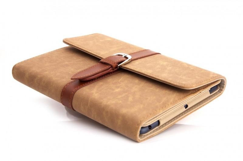 Mobiletto iPad mini OldSchool-Ledermappe