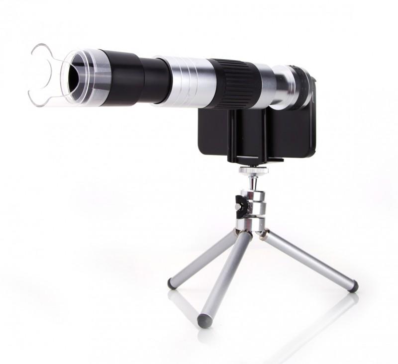 ArktisPRO 2in1 Zubehör-Set für die Kamera des iPhone 5