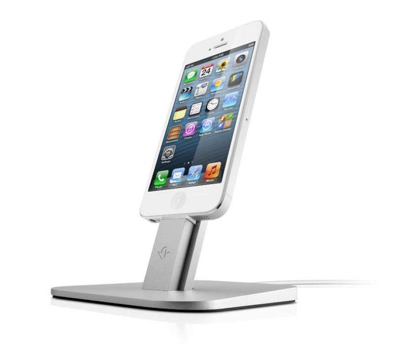 twelve south hirise f r iphone 5 ipod touch 5g und ipad mini blog. Black Bedroom Furniture Sets. Home Design Ideas