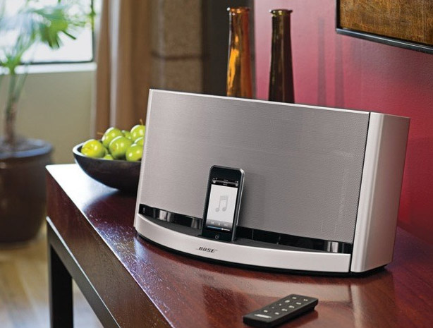 premiumsound bose sounddock 10 ist da blog. Black Bedroom Furniture Sets. Home Design Ideas