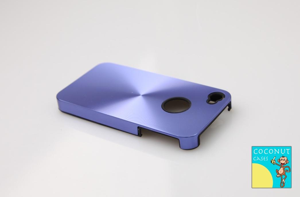 alumini, die coole iPhone Hülle mit den Lichtreflexen von Coconut Cases