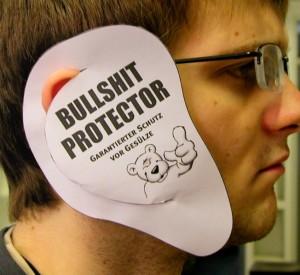 Der Bullshit Protector - bestellen oder ganz einfach ausdrucken