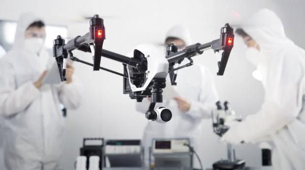 dji Inspire 1 Drohne
