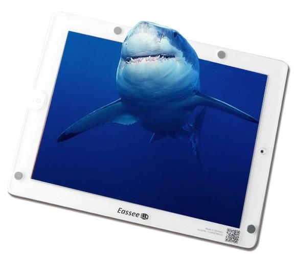 Jetzt wird das iPad zum echten 3D Fernseher, ganz ohne Brille!