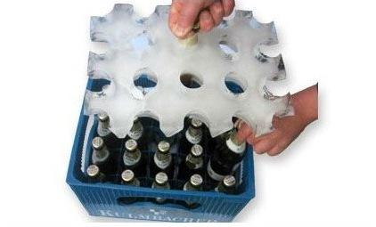 Bier eiskalt genießen - das geniale arktis.de Gadget