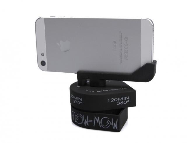 Flow Mow Panorama Halterung für iPhone