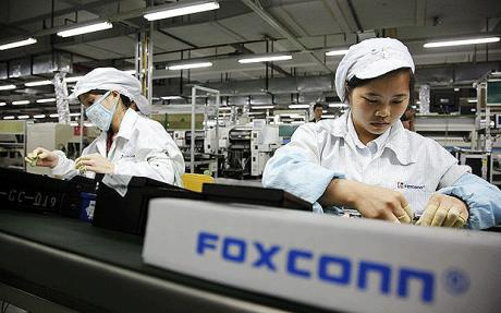Foxconn iphone Produktion