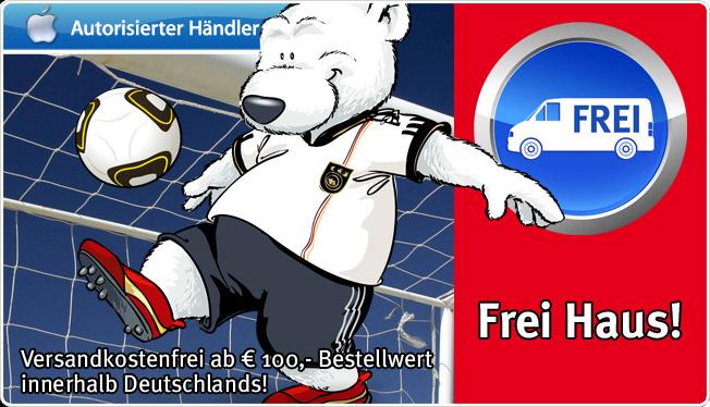 Versandkostenfreie Lieferung bei arktis.de
