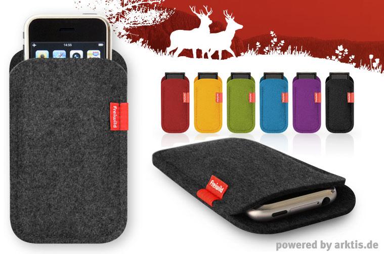Freiwild iPhone und iPod Taschen jetzt neu bei arktis.de