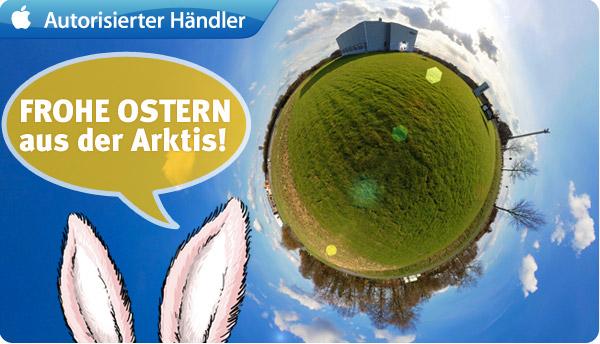 arktis.de wünscht FROHE OSTERN!
