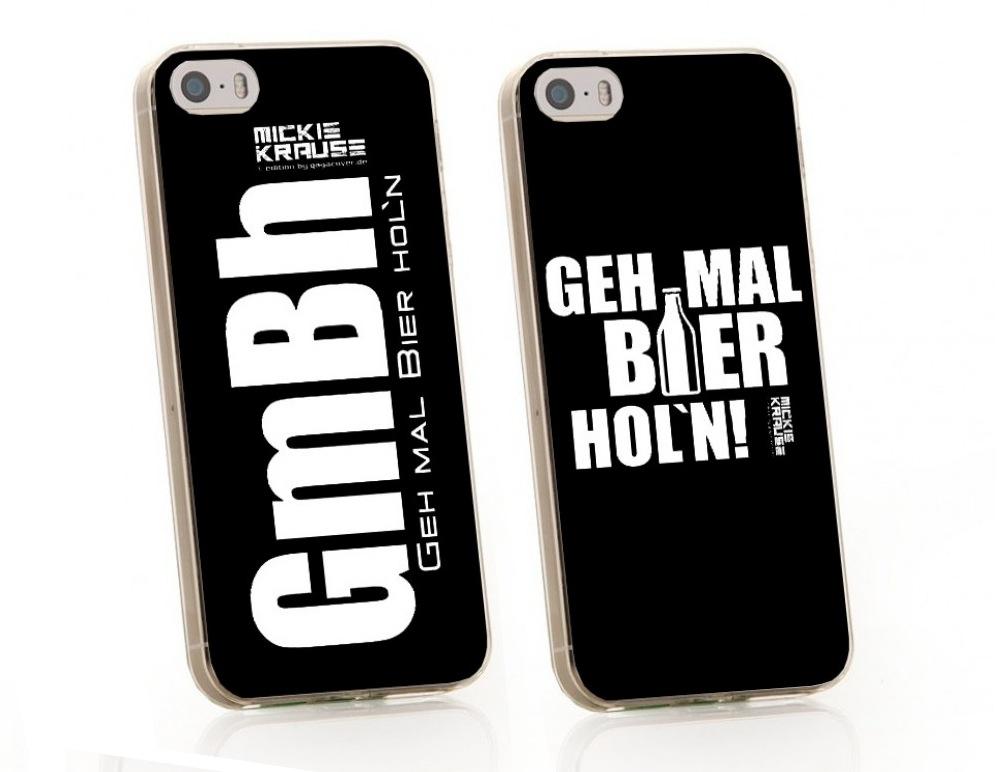 Geh mal Bier holen Hüllen - powered by Mickie Krause