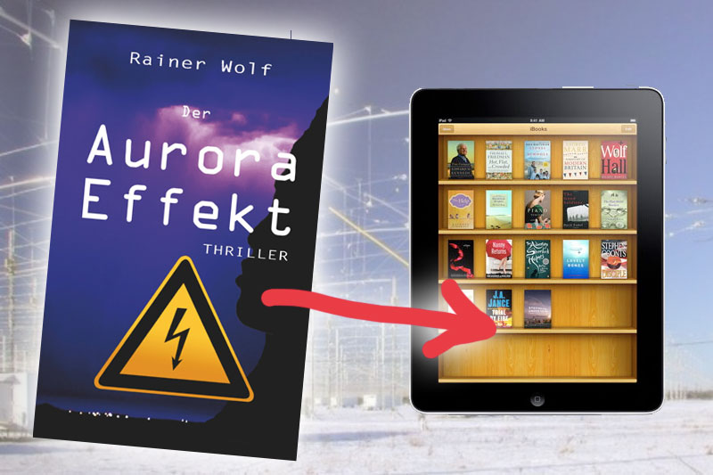 Gratisbuch im iBookstore: Der Aurora Effekt