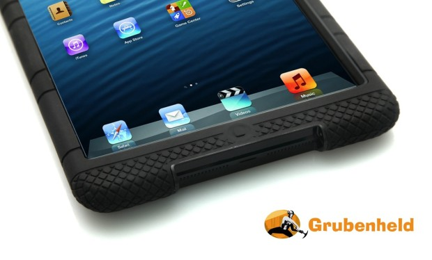 Robuster iPad mini Schutz von Grubenheld