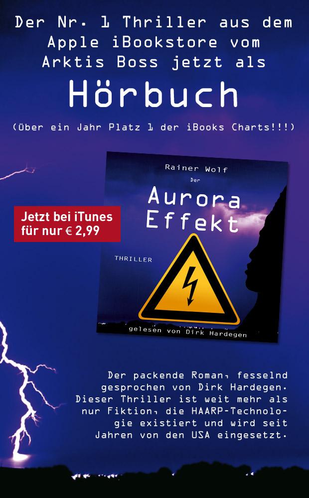 Der Aurora Effekt jetzt als Hörbuch