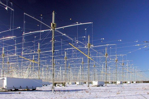 Keine Fiktion, das HAARP Projekt in Alaska