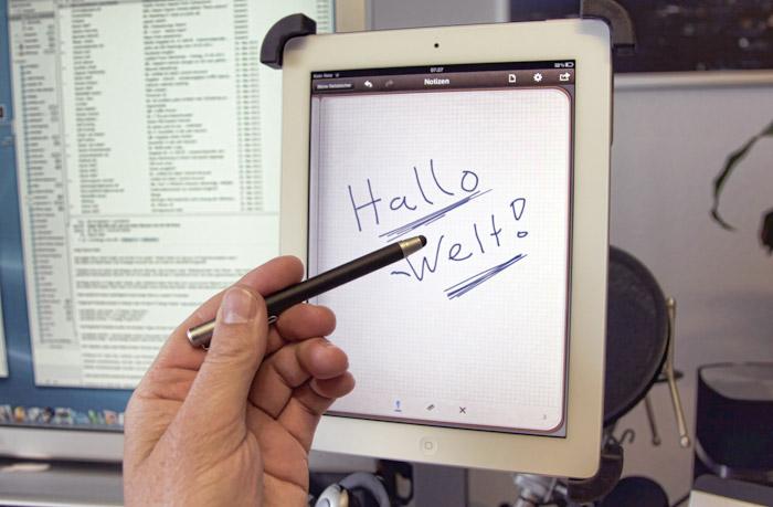 Wacom Bamboo Stylus für iPad und iPhone