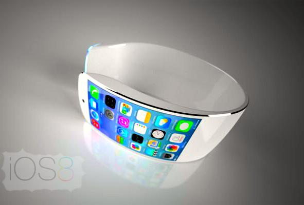 Die künftige iWatch soll und iOS 8 sollen eng miteinander verbunden sein