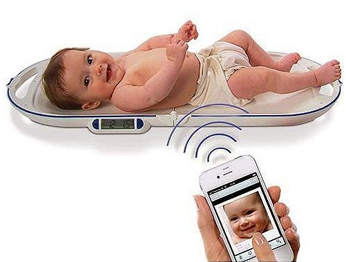 iParenT - Babywaage für iPhone und iPad
