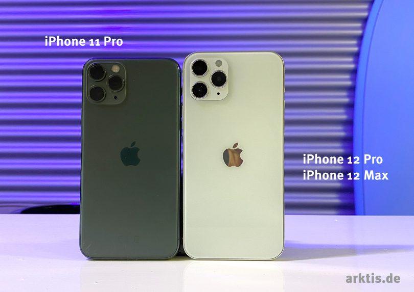 iPhone 12 Pro vs. iPhone 11 Pro