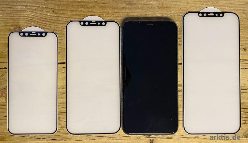 Direktvergleich mit iPhone 11 Pro