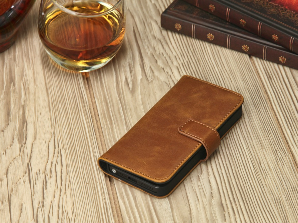 Die neue Mobiletto iPhone 5 CEO Lederhülle