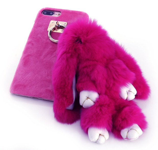 iPhone-7-plus-huelle-pompom
