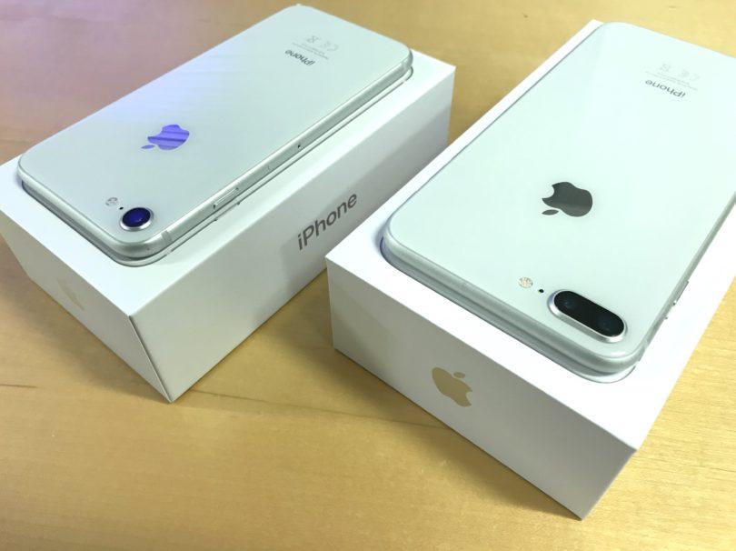 Unboxing: iPhone 8 und iPhone 8 Plus