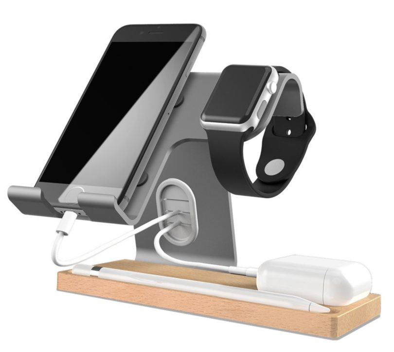 iPhone, Apple Watch, AirPods und Apple Pencil: Ein Dock für Alles.