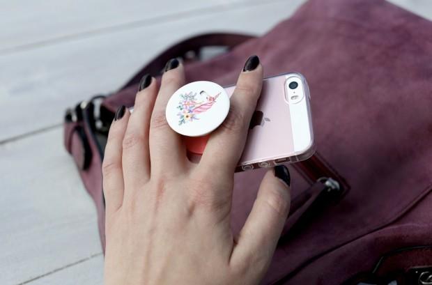 iPhone-Halterung-Popsockets