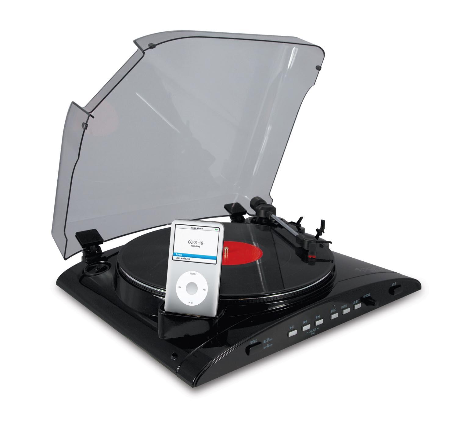 Mit Ion iProfile können auch Ungeübte Ihr Vinyl digitalisieren