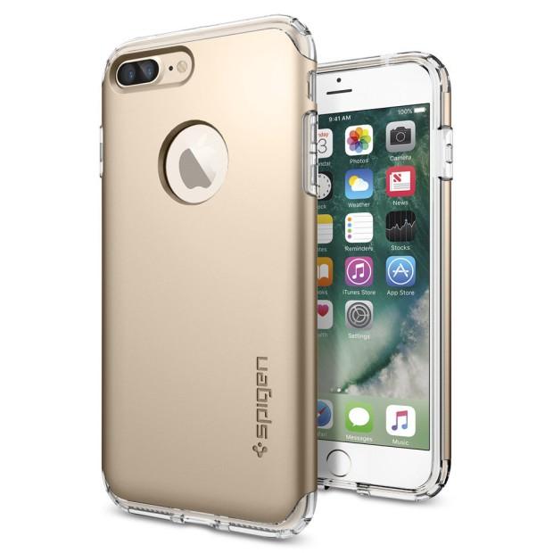 Aktuelle iPhone 7 Plus Hülle von Spigen