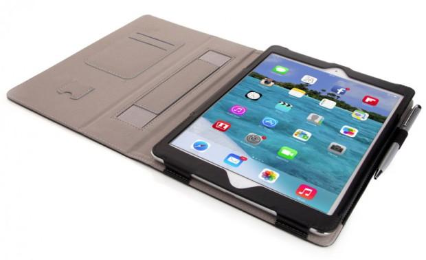Mobiletto iPad Air PREMIUM Leder Folio inkl. Stylus