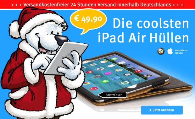 Neue iPad Air Hülle von Mobiletto