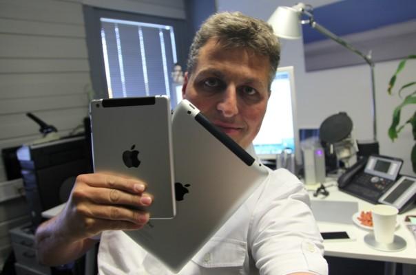 iPad mini oder iPad kaufen?