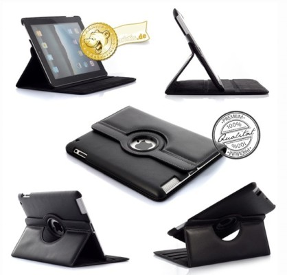 iPad SmartCover CEO Case von Mobiletto