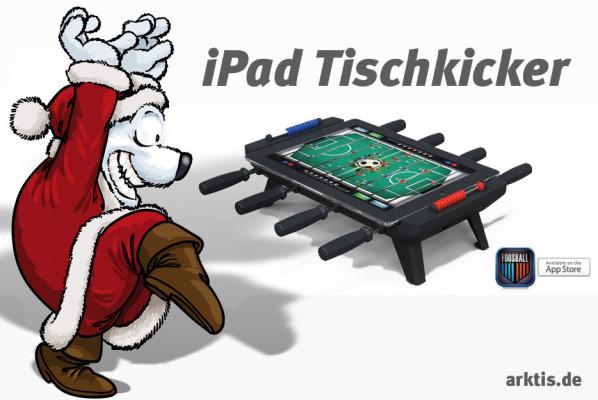 iPad Tischkicker