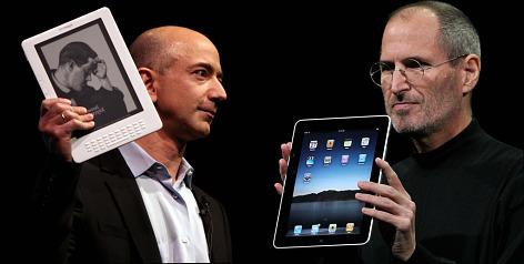 Amazon vs. Apple. Die Schlacht ums eBook ist eröffnet.