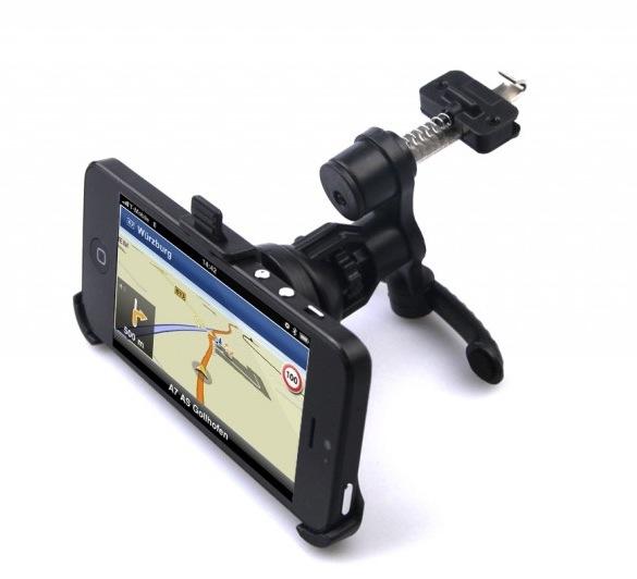 ArktisPRO iPhone 5 Autohalterung für Lüftungsgitter