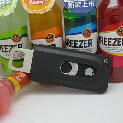 iPhone 5 Flaschenöffner Case