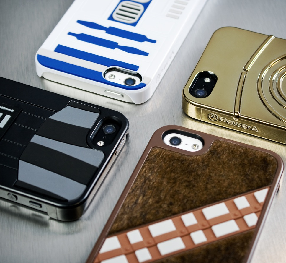 Star Wars iPhone 5 Hüllen