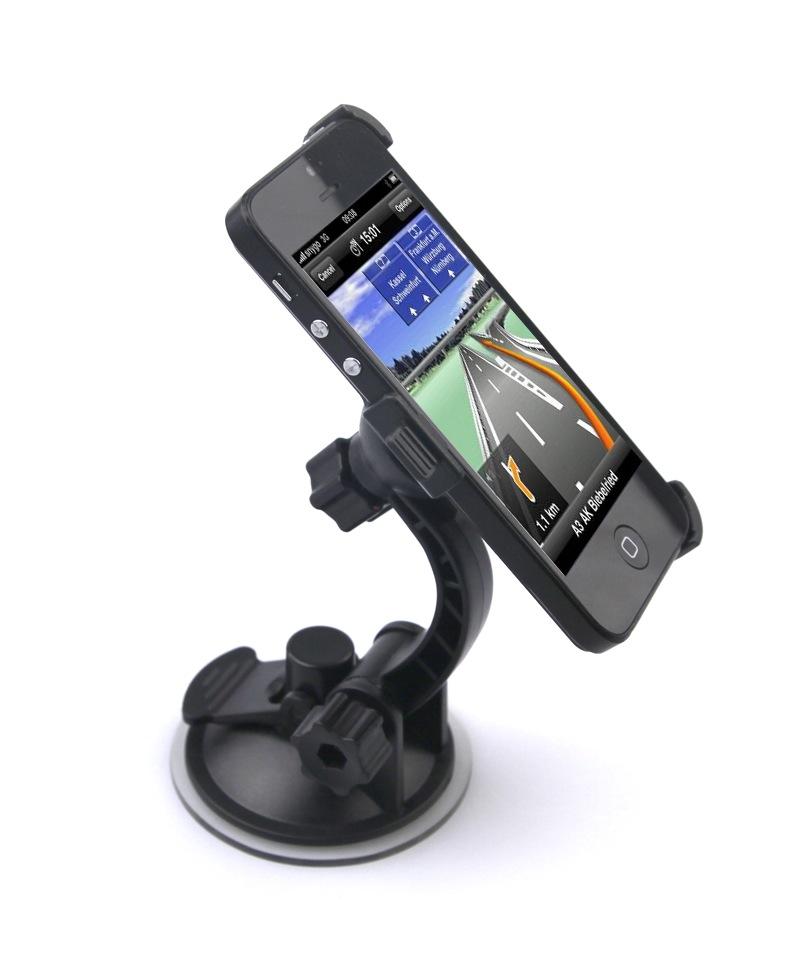 ArktisPRO iPhone 5 KFZ-Halterung mit Saugnapf