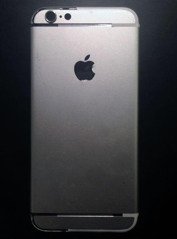 iPhone 6 Leak von der Gehäuserückseite