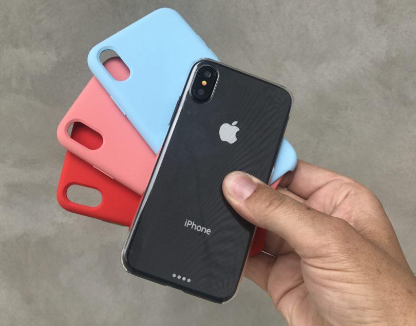 iPhone 8 Pro Dummy inkl. Hüllen