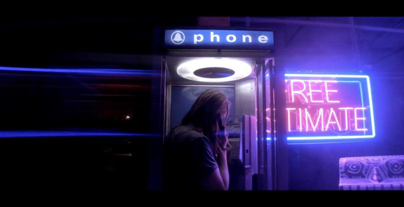 Mit dem iPhone und Moment Anamorphic Lens gefilmt