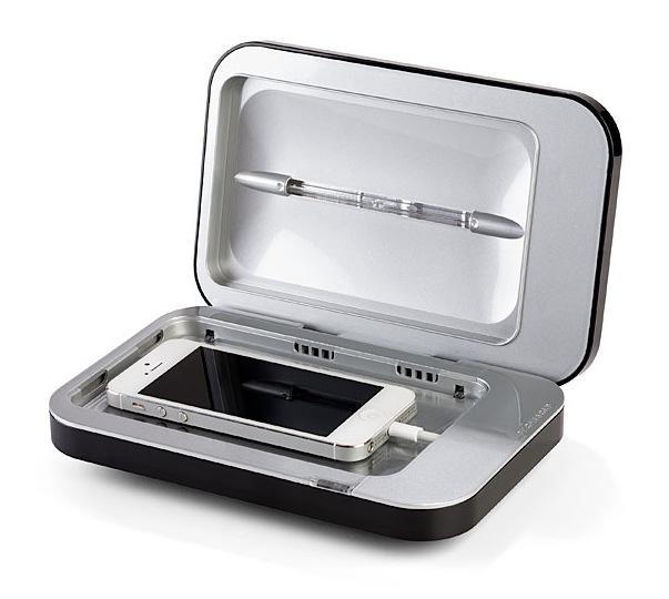 iPhone Sonnenbank