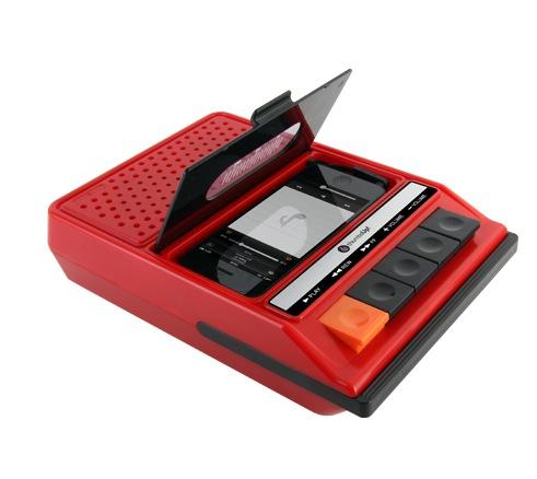 iRecorder - Der iPhone Kassettenrecorder