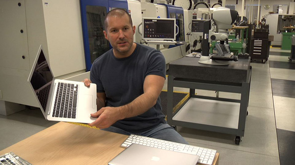 Apple Chefdesigner Jonathan Ive